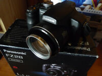Panasonic Lumix FZ28 Digital Camera