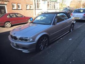 BMW Mpower Convertible 2002 perfect condition!
