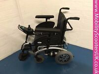 2013 Days Multego Powerchair RWD 4mph In Silver Black Electric Wheelchair