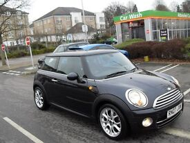 £20.00 A YEAR ROAD TAX MINI COOPER 1.6 DIESEL 6 SPEED JUST SERVICED NEW MOT DEC
