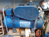 Compair Broomwade Air Compressor