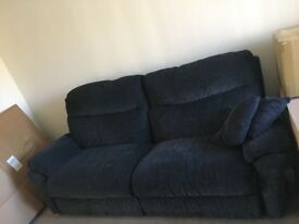 Used Sofa 7F length for sale £25. SO15
