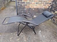Outdoor loungers.sun loungers .lounger chairs x 2 no offers thanks