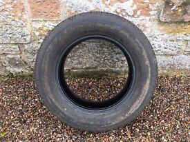 New Bridgestone Tyres x4 would suit L200, Navara, Hilux, Ranger Pickup