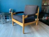 Mid Century Vintage Retro Lounge Chair