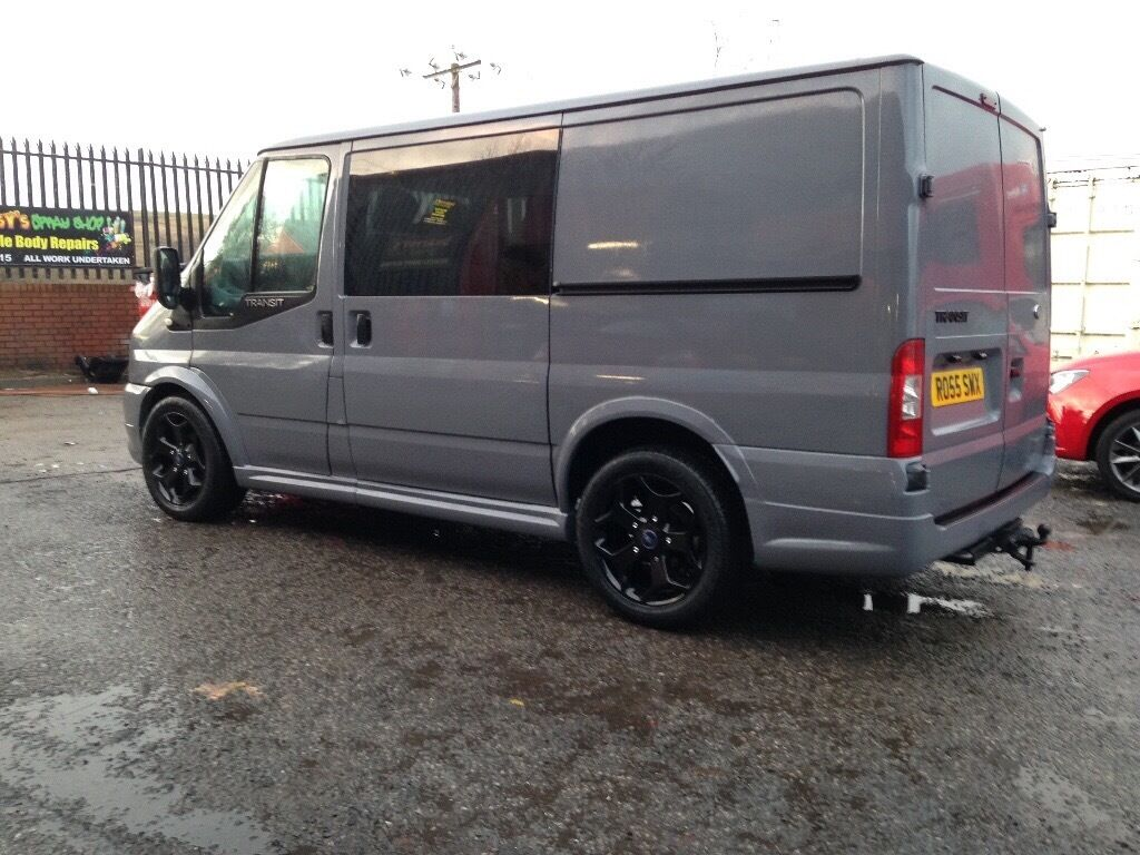ford transit sport t260 crew van in dodworth south yorkshire gumtree. Black Bedroom Furniture Sets. Home Design Ideas