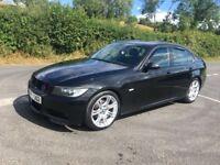 2008 BMW 320d M Sport Passat, Golf, 530d
