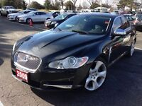 2009 Jaguar XF Supercharged, Nav, Luxury at it's best