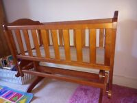 Crib £20 and pick up only