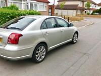 quick sell 2007 TOYOTA AVENSIS TR D-40D 2.2D