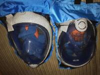 Tribord easybreathe swim masks x 2
