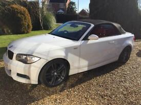 BMW 118 d M Sport Convertible