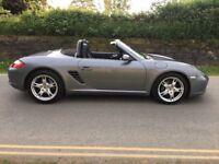 Porsche Baxter new shape. Drives fantastic