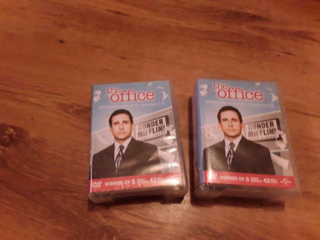 The Office Us Complte Boxset Series 1 9