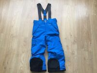 🎿⛷** Kids Ski Pants The North Face Size XS (age 6) ** ⛷🎿