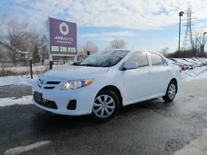 2013 Toyota COROLLA LE TOYOTA SERVICED RUST PROOF 2 SET TIRES AN
