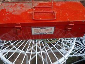 Sealey super snap 4ton hydrualic body frame kit.