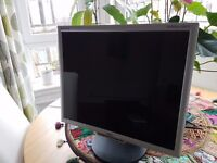 "19"" NEC computer screen"
