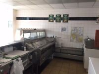 URGENT!!! FISH & CHIPS/CHINESE TAKEAWAY FOR SALE