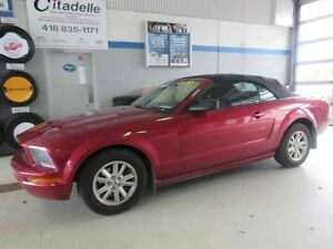 2007 Ford MUSTANG CONVERTIBLE AUTOMATIQUE