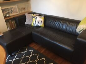 3 seater corner sofa in excellent condition