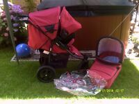 hauck veper travel system