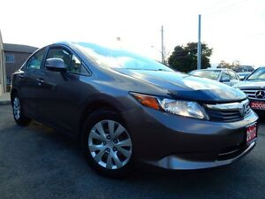 2012 Honda Civic LX | AUTOMATIC | POWER GROUP | BLUETOOTH