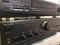 Technics Stereo Integrated Amplifier A600MK3