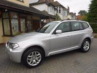 BMW X3 M SPORT 2006 2.0 DIESEL,