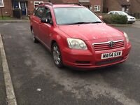 Toyota Avensis 2.0 D-4D DIESEL ... quick sale today