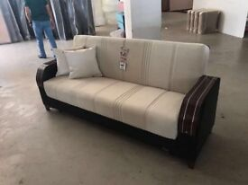 Order now brand new Special= Turkish sofa bed with storage we do same Day delivery all over london