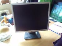 Acer LCD monitor 19 inch widescreen