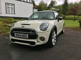 MINI Hatch Cooper S 2014 (64) One owner, Full Mini Service, over 2 years Warranty insurance