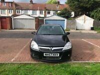 2008 Vauxhall Astra 1.8 i 16v Design 5dr Automatic 1.8L @07445775115