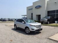 2015 Ford Edge SEL FWD Leather SunRoof Navigation