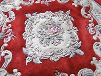 Circular Chinese Rug