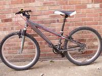 "LANDROVER DEFENDER Sajama Pro aluminium frame Mountain bike - 24 speed, 26"" wheels"
