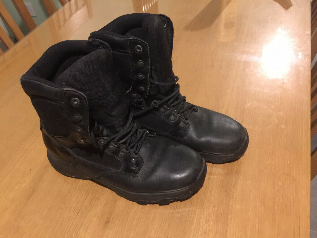16f1c7136de Neat Preowned Herman Survivors Builder Safety Steel Toe Work Boots, Black  Size 11 Must Collect | in Sutton Coldfield, West Midlands | Gumtree