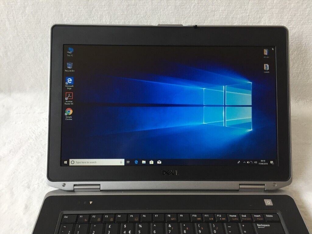 Laptop 14 Dell E6430 Intel 2x25GHz 4GB RAM 320GB HDD Upgrades Available Win 10 Or 7