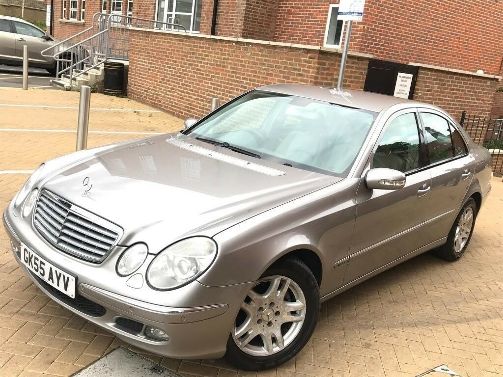 Mercedes-Benz E class 2006 3.2 CDI ** AUTOMATIC ** 1 OWNER FROM NEW ** FULL SERVICE HISTORY **