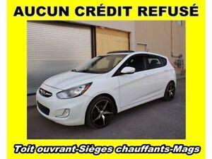 2013 Hyundai Accent GLS SIÈGES CHAUFFANTS MAGS *TOIT OUVRANT*