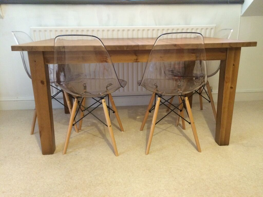 IKEA STORNAS Extendable Dining Table Seats 6 8 in  : 86 from www.gumtree.com size 1024 x 768 jpeg 92kB