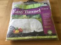 Haxnicks 'Easy Tunnel' fleece tunnel cloche