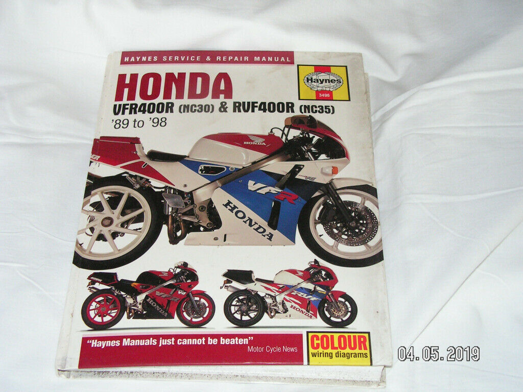 Honda manual VFR 400R | in Worcester Park, London | Gumtree on