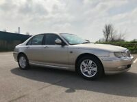 Rover 75 2.0 CDT Club SE 4dr£1,495 p/x welcome lovely automatic 2002 (52 reg), Saloon 80,000 miles