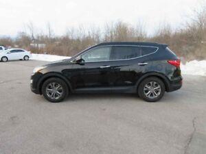 2013 Hyundai SANTA FE  FWD