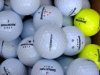 30 Bridgestone B330-RX Golfballs
