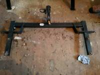 tow bar for Vauxhall zafira touring 15 plate