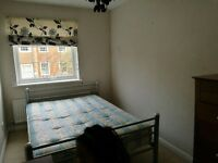 two double beds with mattress