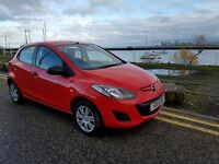 Mazda 2 low milage 43000 road tax 30£ year